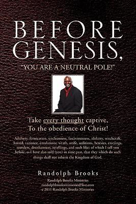 Before Genesis