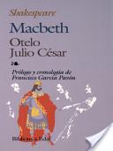Macbeth, Otelo y Julio César