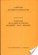 A History of Classical Poetry