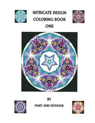 Intricate Design Coloring Book One
