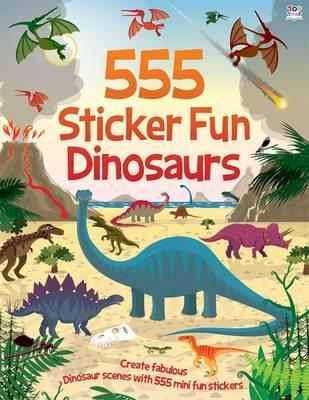 555 Dinosaurs (555 S...
