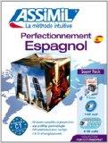 Perfectionnement espagnol. Con 4 CD Audio e un CD Audio formato MP3