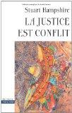La justice est conflit
