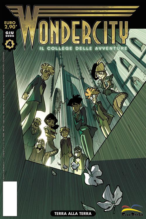 Wondercity #4 - Terr...