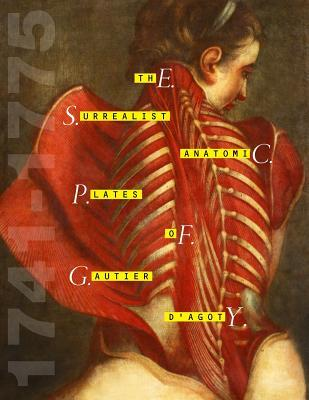 The Surrealist Anatomic Plates of Gautier D'agoty - 1741-1775