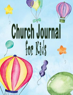 Church Journal For Kids