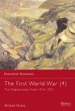 The Mediterranean Front 1914-1923