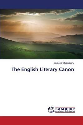 The English Literary Canon