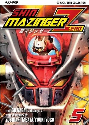 Shin Mazinger Zero vol. 5