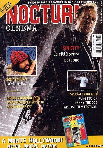 Nocturno cinema n. 34