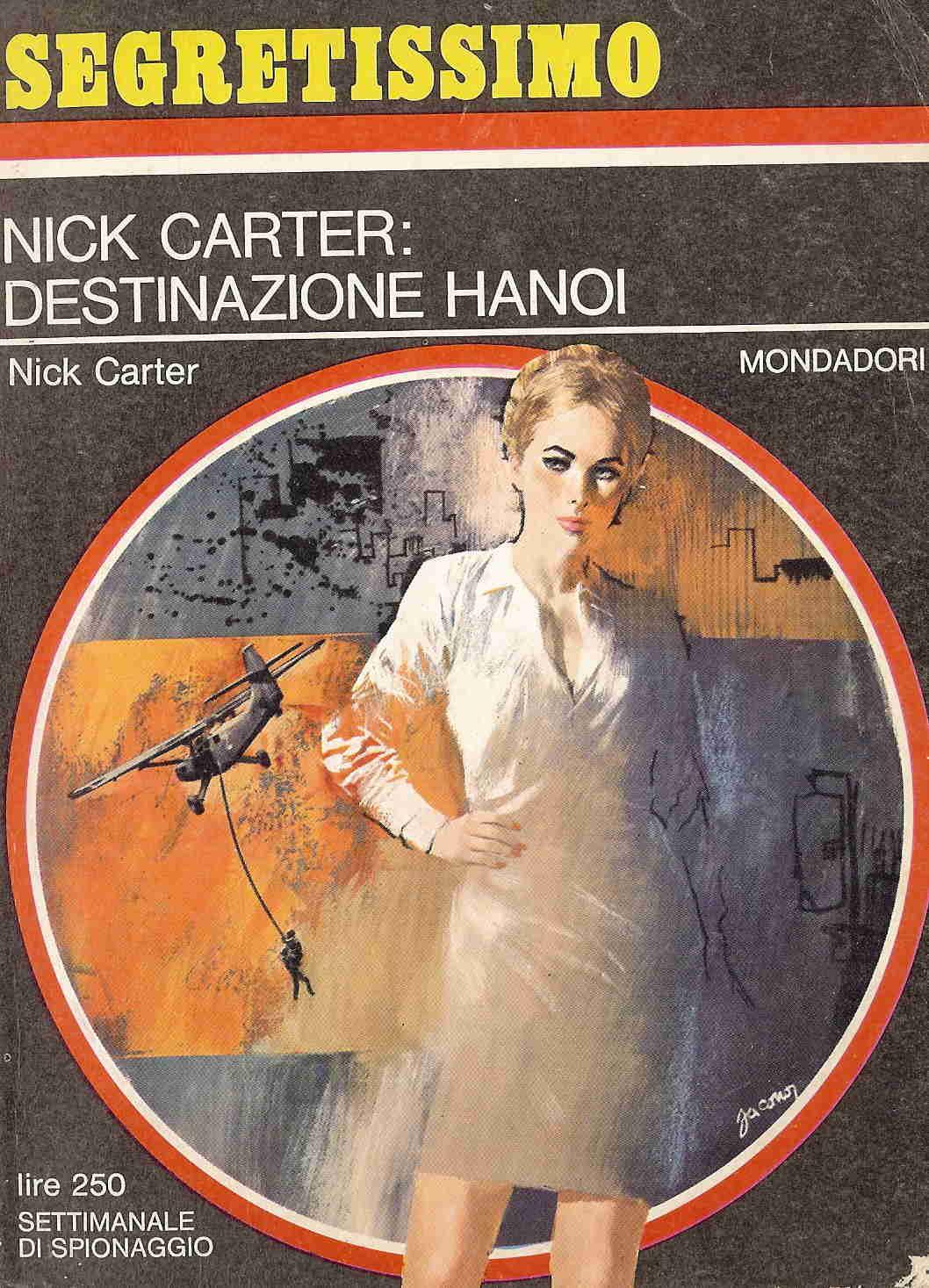 Nick Carter: Destinazione Hanoi