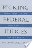 Picking Federal Judges