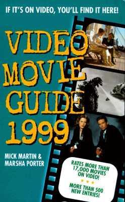Video Movie Guide 1999