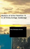 Memoirs of Arthur Ha...