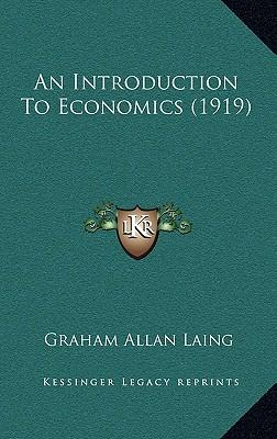 An Introduction to Economics (1919)