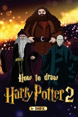 How to Draw Harry Potter 2