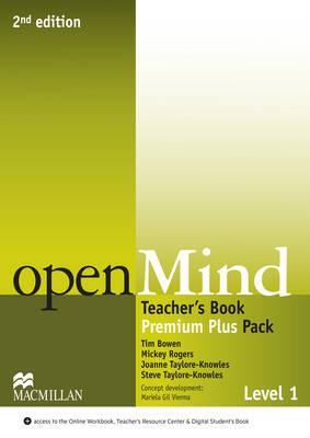 Openmind AE Level 1 Teacher s Book Premium Plus Pack