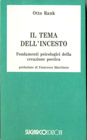Il tema dell'incesto nella poesia e nella leggenda