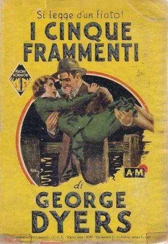 I cinque frammenti