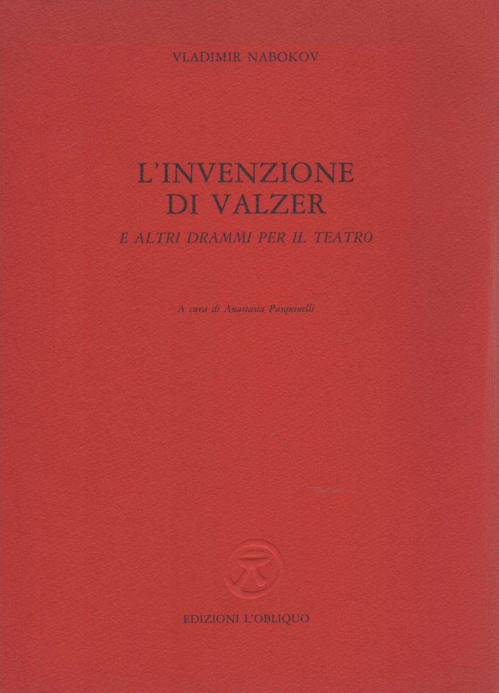 L'invenzione di Valzer