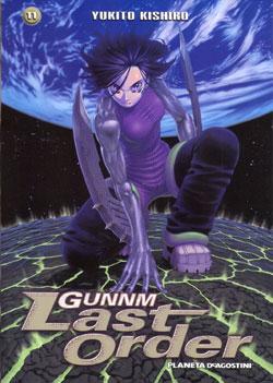 Gunnm Last Order Nº 11