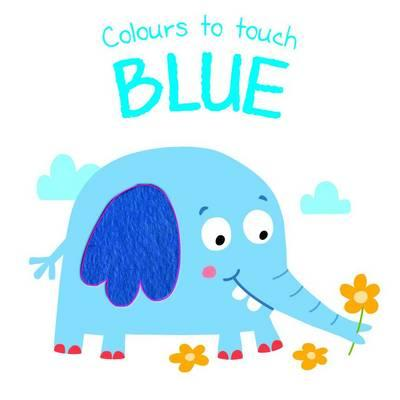 Colours to touch-Blue