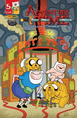 Adventure Time n. 5