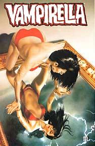 Vampirella #10 - Hun...