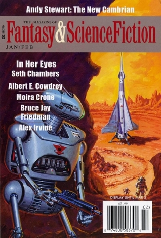 The Magazine of Fantasy and Science Fiction, January/February 2014