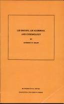 Lie Groups, Lie Algebras, and Cohomology. (MN-34)