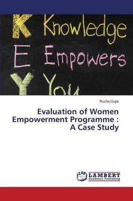 Evaluation of Women Empowerment Programme