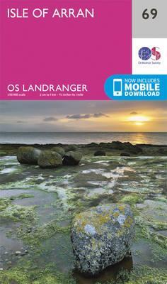 Landranger (69) Isle of Arran