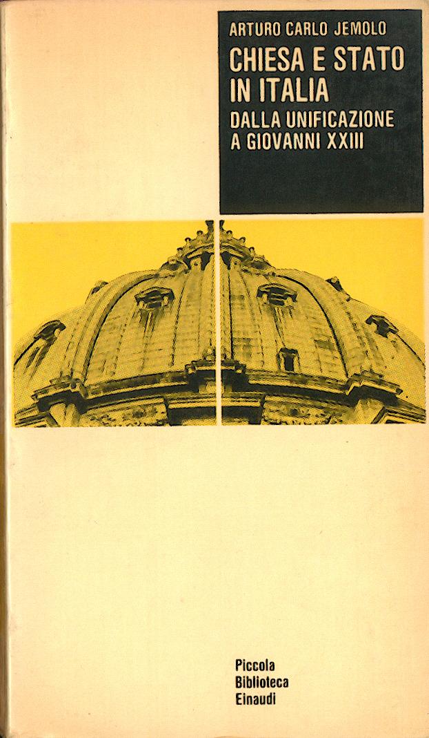 Chiesa e Stato in It...