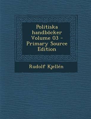 Politiska Handbocker...