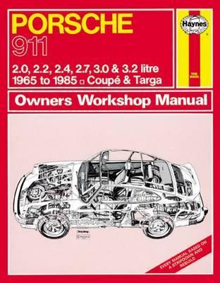 Porsche 911 (65 - 85) Haynes Repair Manual