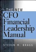 The New Cfo Financial Leadership Manual