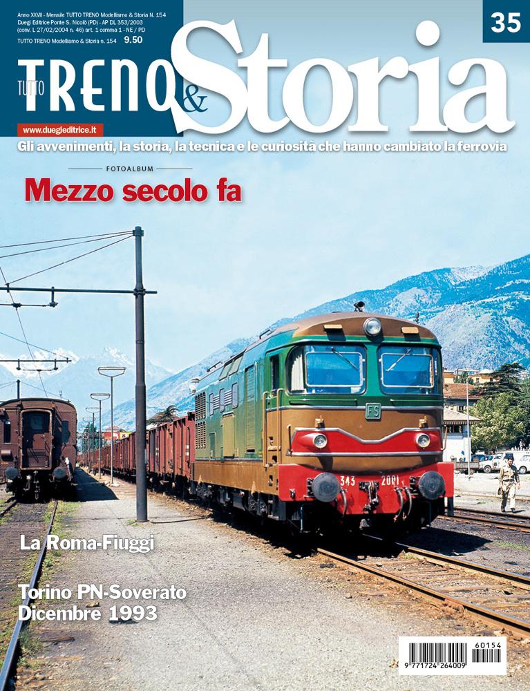 Tutto treno & Storia - n. 35