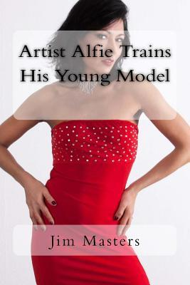 Artist Alfie Trains His Young Model