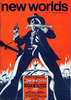New Worlds 191 (June 1969)