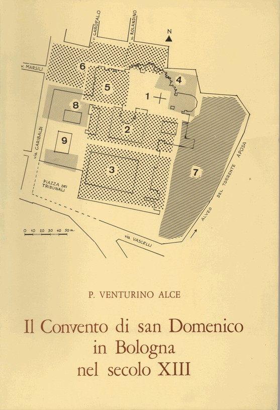 Il convento di San Domenico in Bologna nel secolo XIII