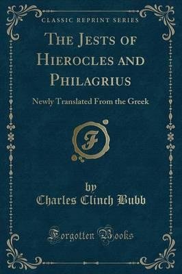 The Jests of Hierocles and Philagrius