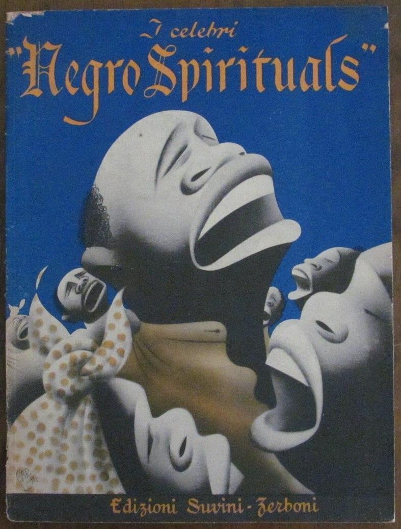 "I celebri ""Negro Spirituals"""