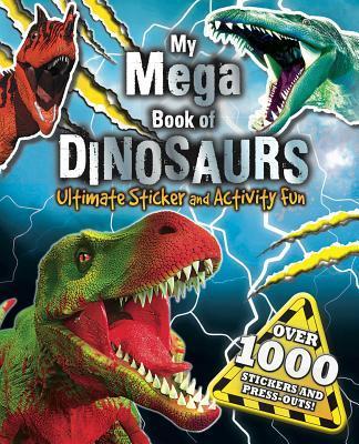 My Mega Book of Dino...