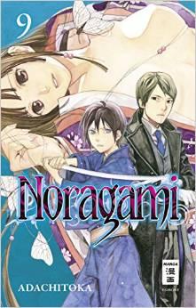 Noragami, Band 9