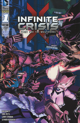 Infinite Crisis: Fight for the Multiverse n. 1