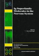 Ig superfamily molecules in the nervous system