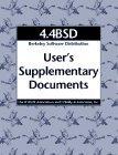 4.4bsd User's Supplementary Documents