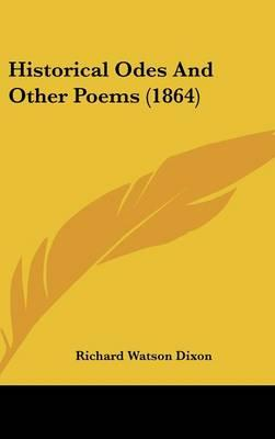 Historical Odes and ...