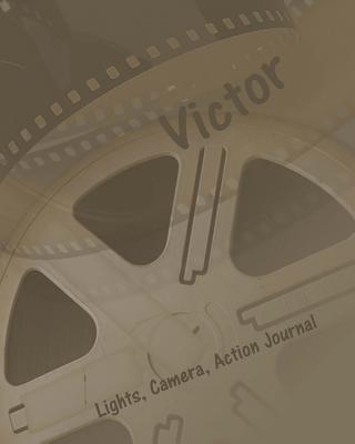 Lights, Camera, Action Journal - Victor