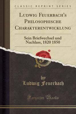 Ludwig Feuerbach's P...